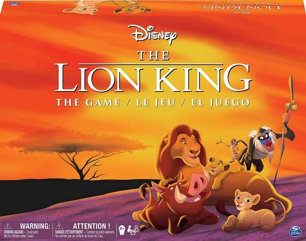 Spin Master 6052355 - Disney - Der König der Löwen - Das Spiel
