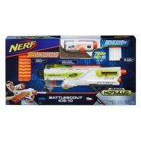 Hasbro B1756EU60 - Nerf - N-Strike Elite - Modulus, Battlescout ICS- 10