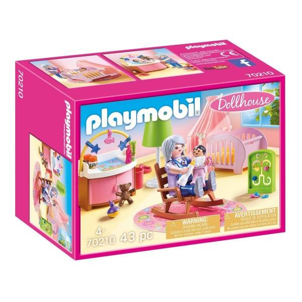PLAYMOBIL® 70210 - Dollhouse - Babyzimmer