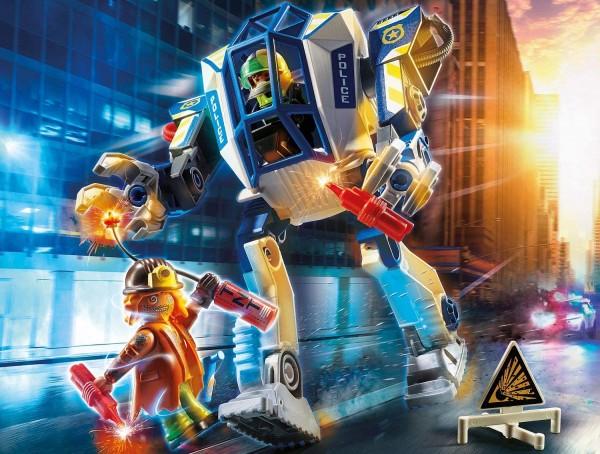 PLAYMOBIL® 70571 - City Action - Polizei Roboter Spezialeinsatz