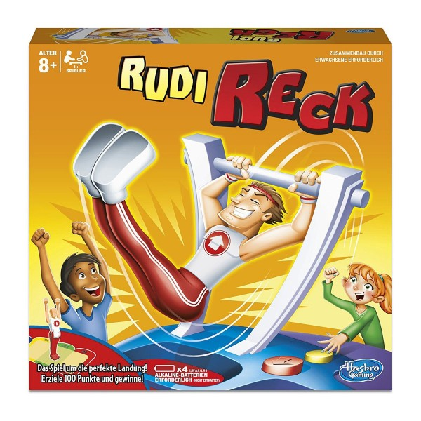 Hasbro C0376 - Hasbro Gaming - Das Spiel um die perfekte Landung, Rudi Reck