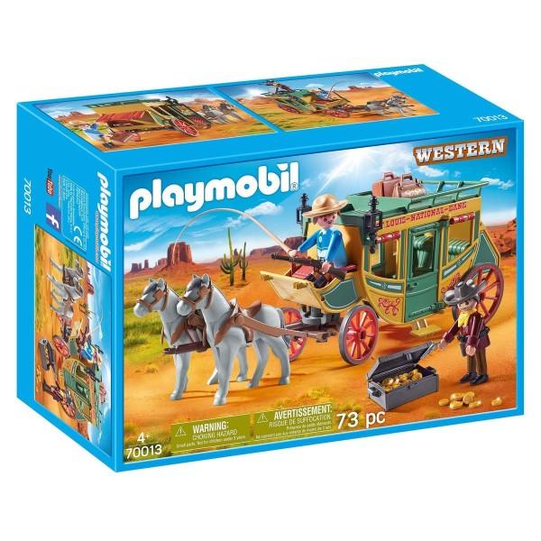 PLAYMOBIL® 70013 - Western - Westernkutsche