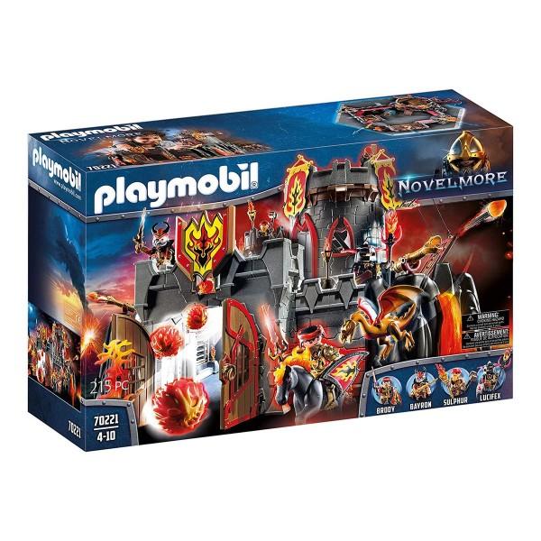 PLAYMOBIL® 70221 - Novelmore - Festung der Burnham Raiders