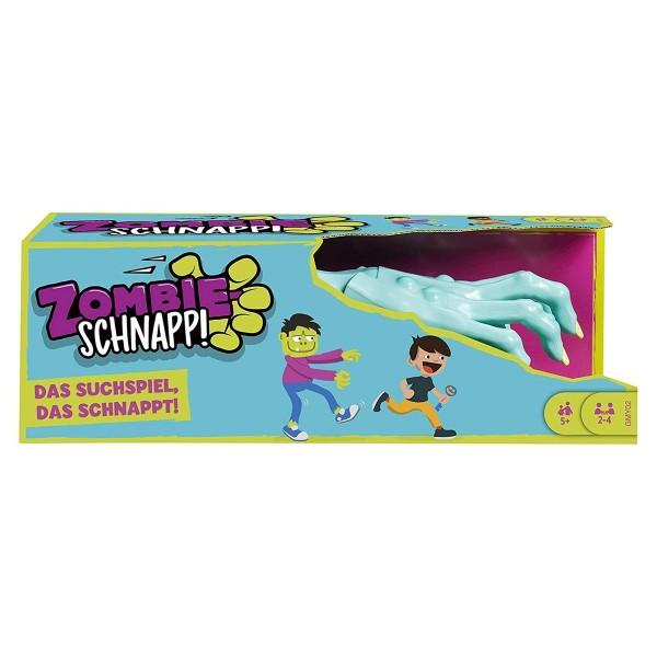 Mattel GMY02 - Mattel Games - Suchspiel, Zombie Schnapp, Zombie Gotcha