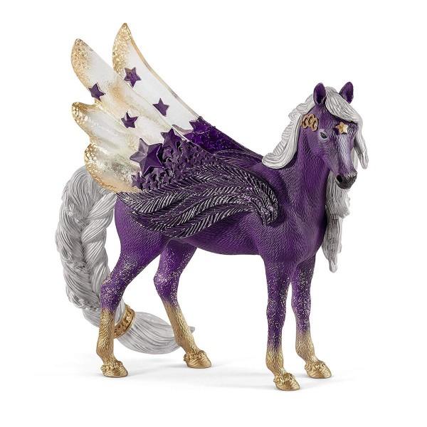 Schleich 70579 - bayala - Sternen-Pegasus, Stute