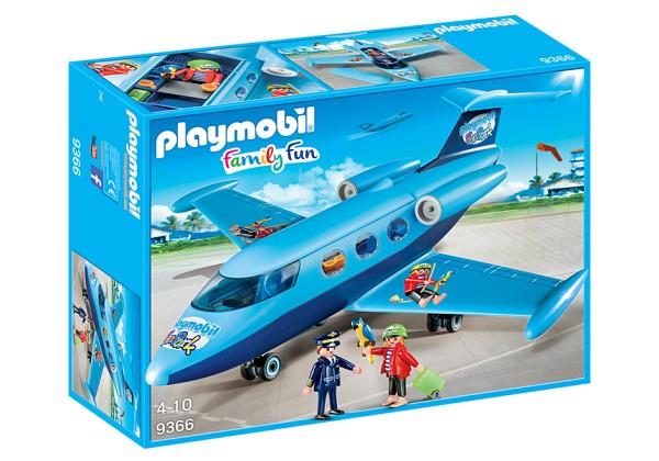 PLAYMOBIL® 9366 - Family Fun - FunPark Ferienflieger