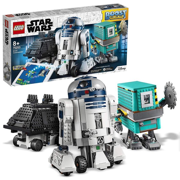Lego 75253 2.Wahl - Star Wars - Boost Droide