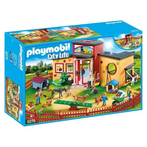PLAYMOBIL® 9275 - City Life - Tierhotel Pfötchen
