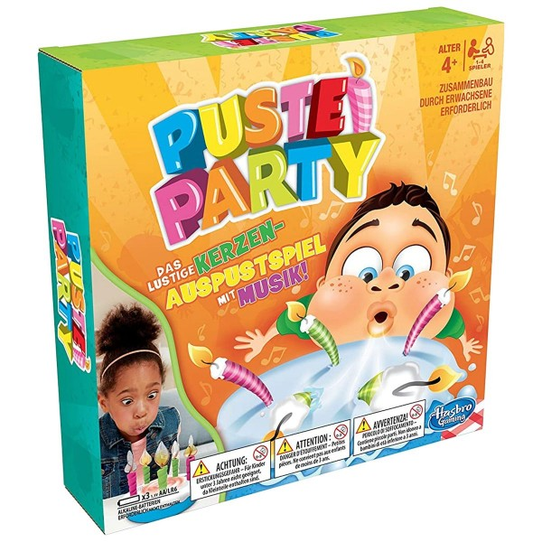 Hasbro E0887 - Hasbro Gaming - Puste Party