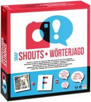 Mattel FDM58 GRATIS AB 40 € - Kinderspiel, Snapshouts, Wörterjagd