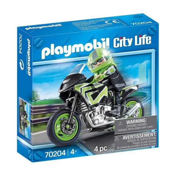 PLAYMOBIL® 70204 - City Life - Motorradtour