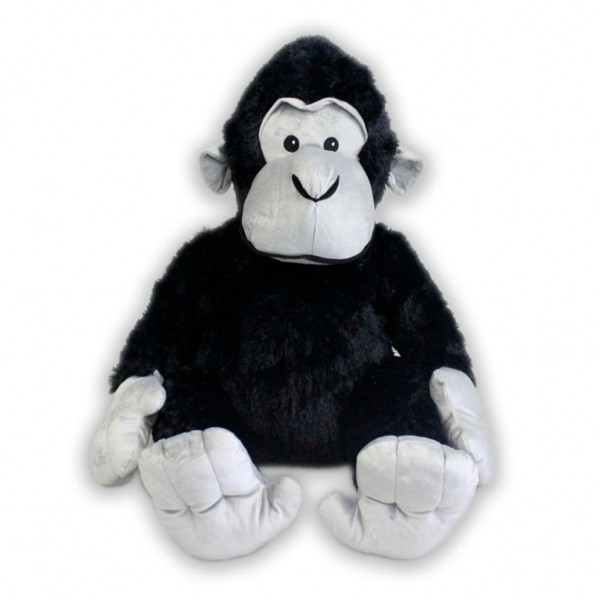 DIV 41085 - Sunkid - XXL Gorilla, Plüsch, 100 cm