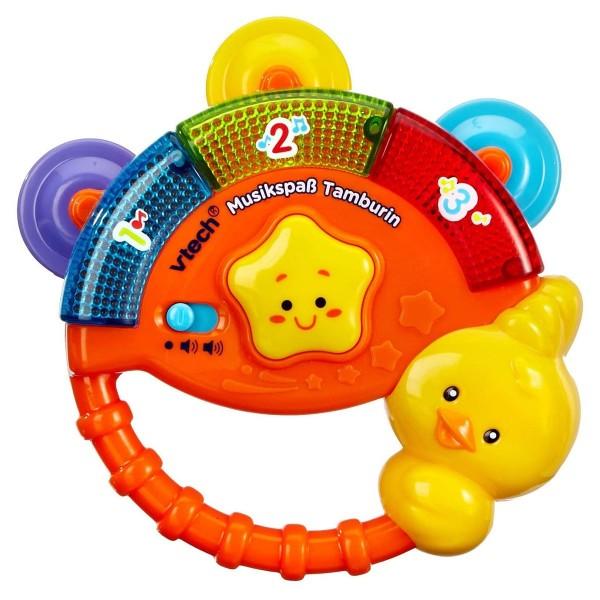 V-Tech 80-117604 2.Wahl - vtech Baby - Musikspaß Tamburin