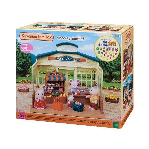 Epoch 5315 - Sylvanian Families - Supermarkt; keine Figuren enthalten