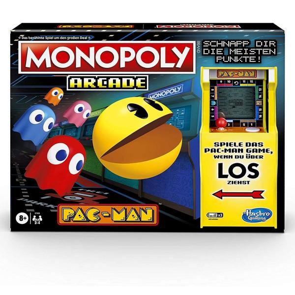 Hasbro E7030 - Monopoly - Arcade, Pac-Man Brettspiel