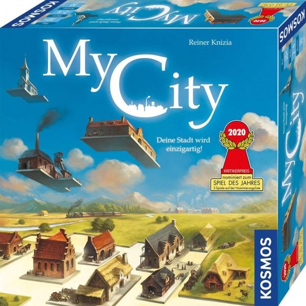 Kosmos 691486 - My City