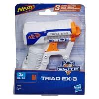 Hasbro A1690EUA_NL - Nerf - N-Strike Elite Triad EX-3