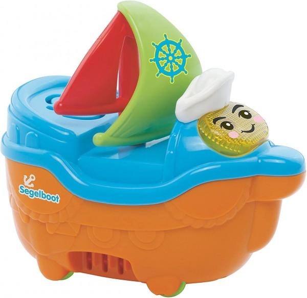 V-Tech 80-187104 - Tut Tut Baby Badewelt - Baby Spielzeug mit Licht und Sound, Segelboot