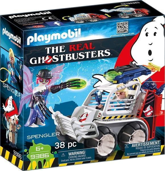 PLAYMOBIL® 9386 - Ghostbusters™ - Spengler mit Käfigfahrzeug