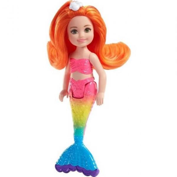 Mattel FKN05 - Barbie - Dreamtopia - Chelsea, Mini-Meerjungfrau
