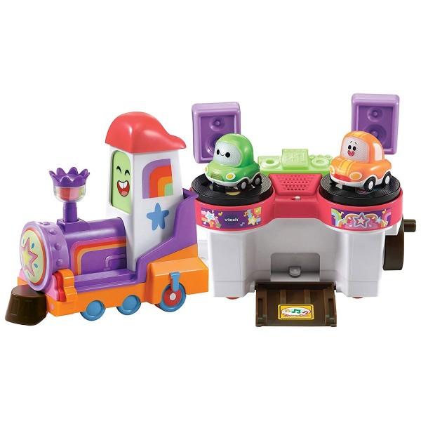 V-Tech 80-528904 2.Wahl - Tut Tut Cory Flitzer - Bahnschiene Babyspielzeug