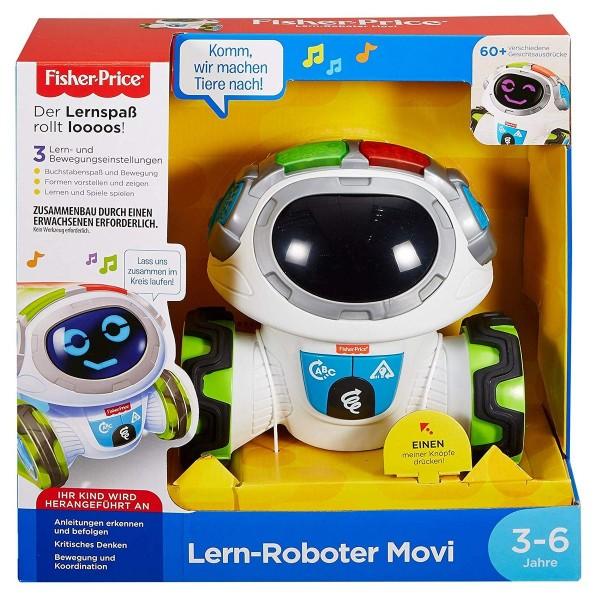 Mattel FKC35 - Fisher Price - Lern Roboter Movi (1)