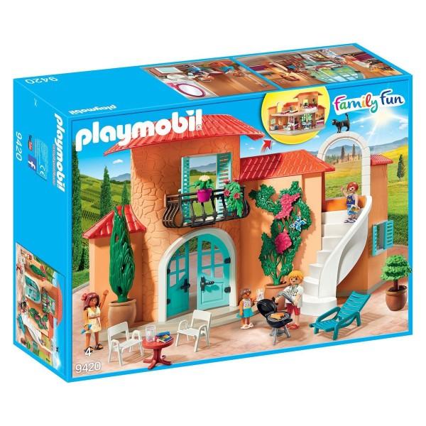 PLAYMOBIL® 9420 - Family Fun - Sonnige Ferienvilla