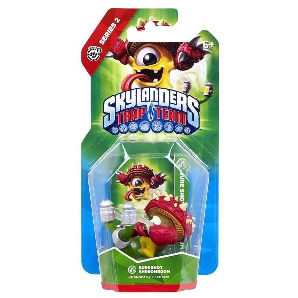 DIV 87102 2.Wahl - Skylanders Trap Team - Shroomboom