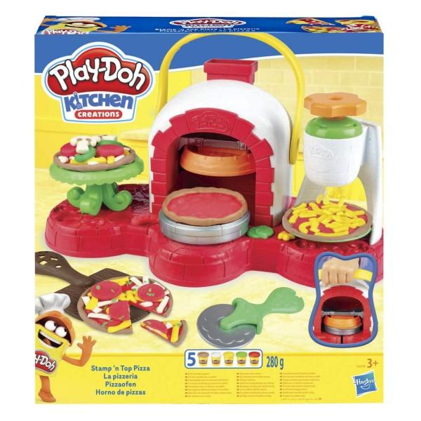 Hasbro E4576 - Play-Doh - Pizzaofen