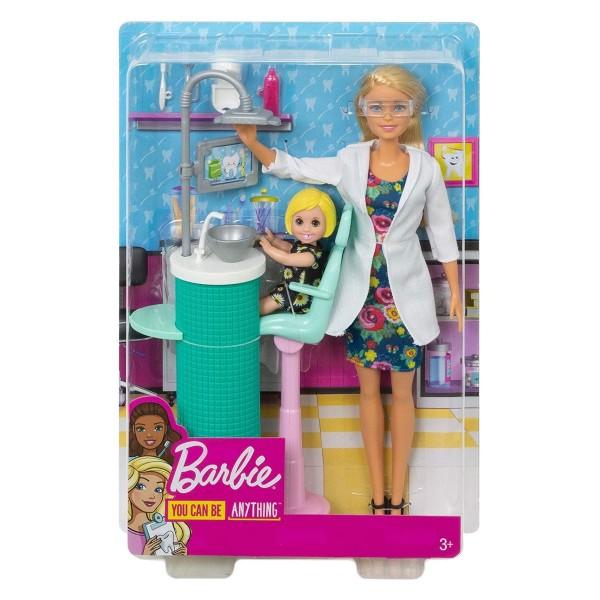 Mattel FXP16 - Barbie - Zahnärztin