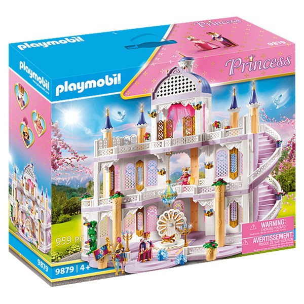 PLAYMOBIL® 9879 2.Wahl - Princess - Traumpalast