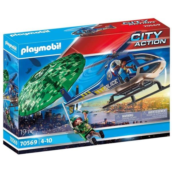 PLAYMOBIL® 70741 - City Action - Abenteuerspielplatz mit Schiff