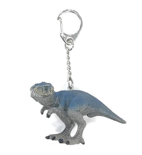 Schleich 14591 - Dinosaurs - Mini Schlüsselanhänger, T-Rex