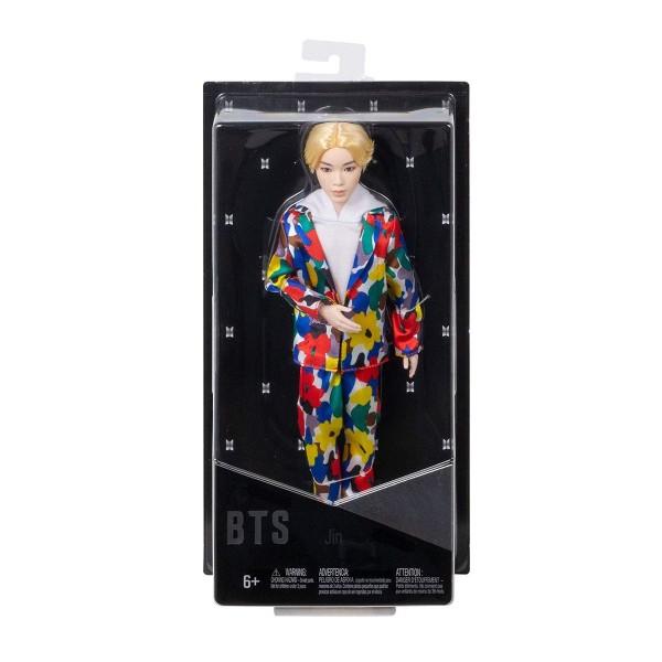 Mattel GKC88 - BTS - Bangtan Boys - Idol Puppe, Jin