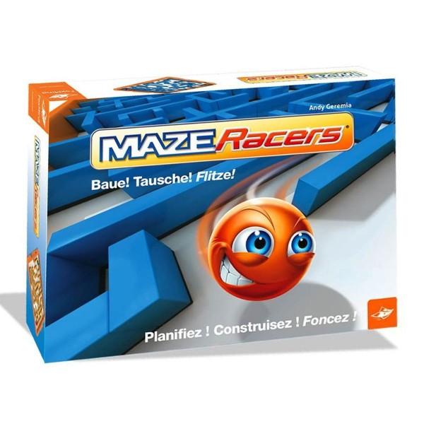 Carletto 201137 - Maze Racers, Geschicklichkeitsspiel