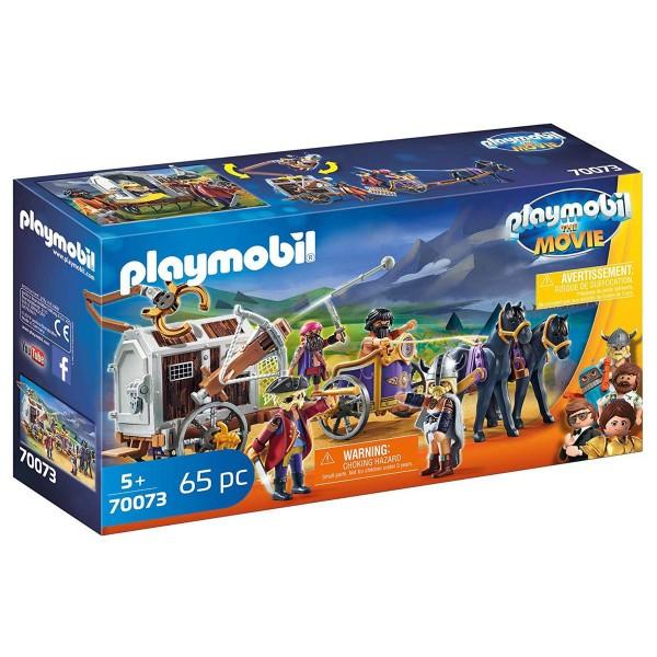 PLAYMOBIL® 70073 - The Movie - Charlie mit Gefängniswagen