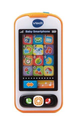 V-Tech 80-146104 2.Wahl - VTech Baby - Baby Smartphone