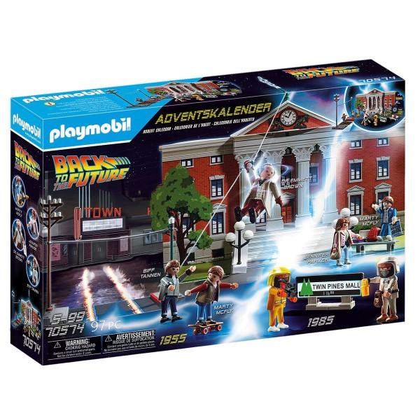 PLAYMOBIL® 70574 - Adventskalender Back to the Future