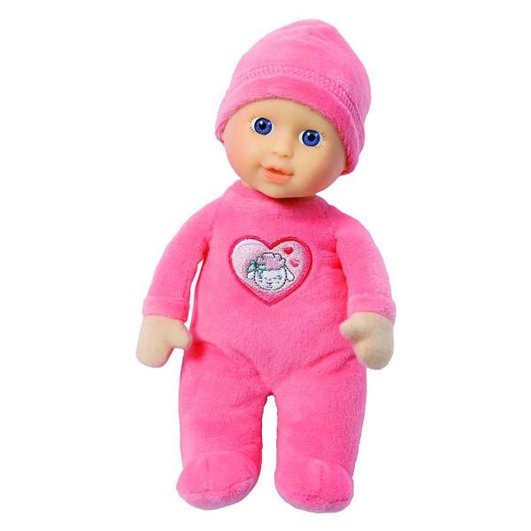 Zapf 700501 - Baby Annabell - New Born - weiche Puppe, 22 cm