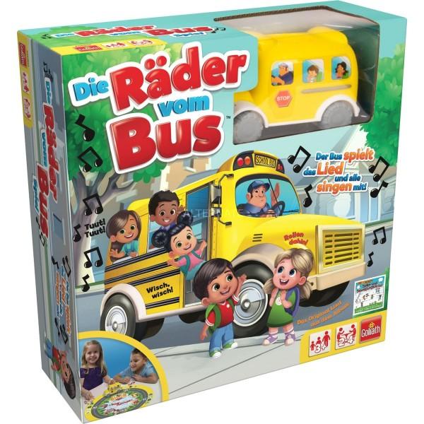 Goliath 330932 - Kinderspiel, Die Räder vom Bus