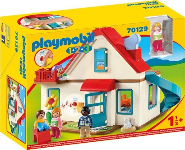 PLAYMOBIL® 70129 - 1•2•3 - Einfamilienhaus