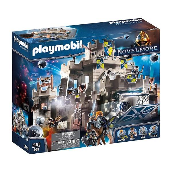 PLAYMOBIL® 70220 2.Wahl - Novelmore - Große Burg von Novelmore