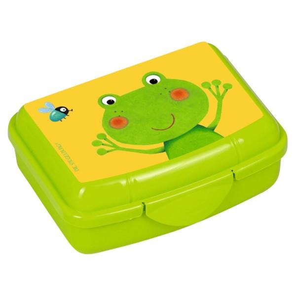 Coppenrath 15186 - Die Spiegelburg - Freche Rasselbande - Mini-Snackbox, Frosch