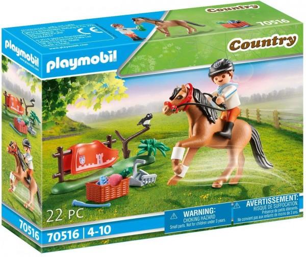 "PLAYMOBIL® 70516 - Country - Sammelpony ""Connemara"""