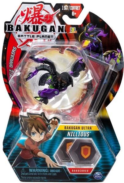 Spin Master 6045146 (20104038) - Bakugan Battle Planet - Nillious