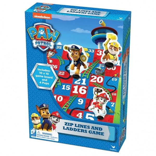 Spin Master 6033160 - Paw Patrol - Leitern Brettspiel