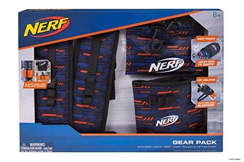 Jazwares NER0160 - Nerf Elite - Elite - Mobile Gear Pack, ohne Zubehör