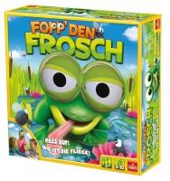 Goliath 70390 GRATIS AB 40 € - Fopp den Frosch Spiel