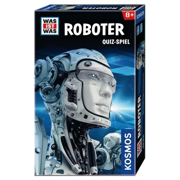 Kosmos 711368 - Was ist Was - Quizspiel, Roboter