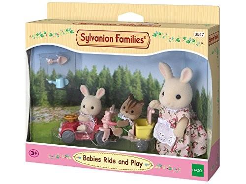 Epoch 5040 (3567) 2.Wahl - Sylvanian Families - Babys Fahr- und Spiel-Set